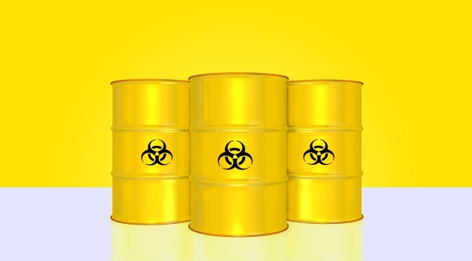 Chemotherapy-how did mustard gas from a blown up WWII ship get into your veins?