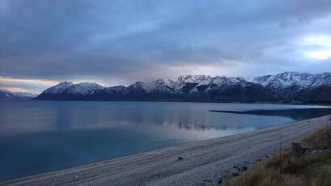 lake hawea by kirstin dana