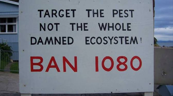 STOP THE DROP!! BAN 1080!! (music video by Te Kuiti's Brown Towns)