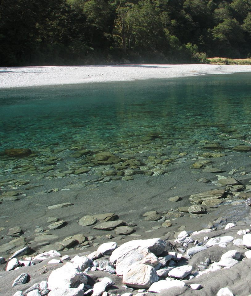 burke river sth westland