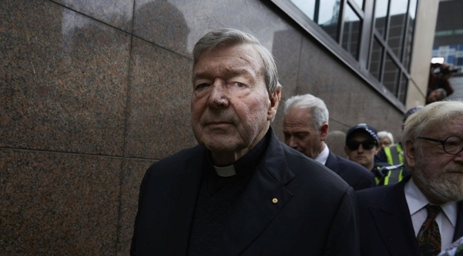CARDINAL PELL CONVICTED OF 2 COUNTS OF PEDOPHILIA!!!
