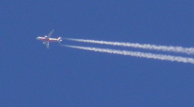 Harvard Scientific Paper Details Entire Geo-Engineering Program Using Jet Aircraft
