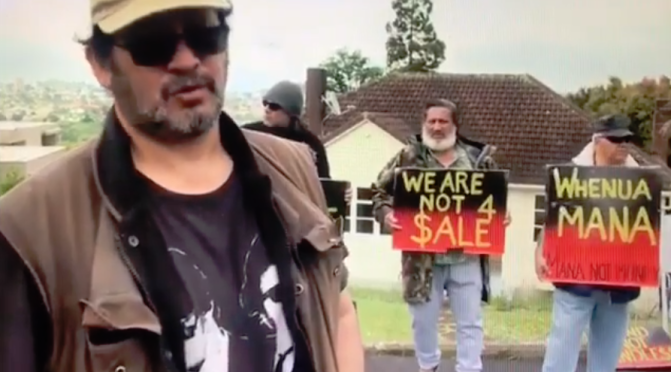 Ngāti Whātua Ōrākei Trust Board is ignoring the wider hapu – Iwi locals make a clear stand against property investment
