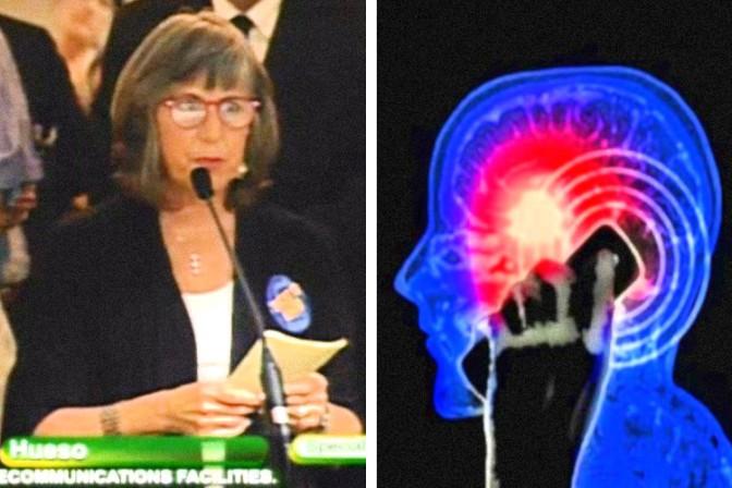 California Brain Tumor Association Issues Warning On Dangers Of 5G