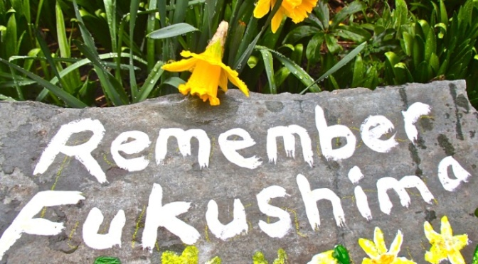 Anniversary of Japan's Fukushima Daiichi nuclear meltdown – 11 March