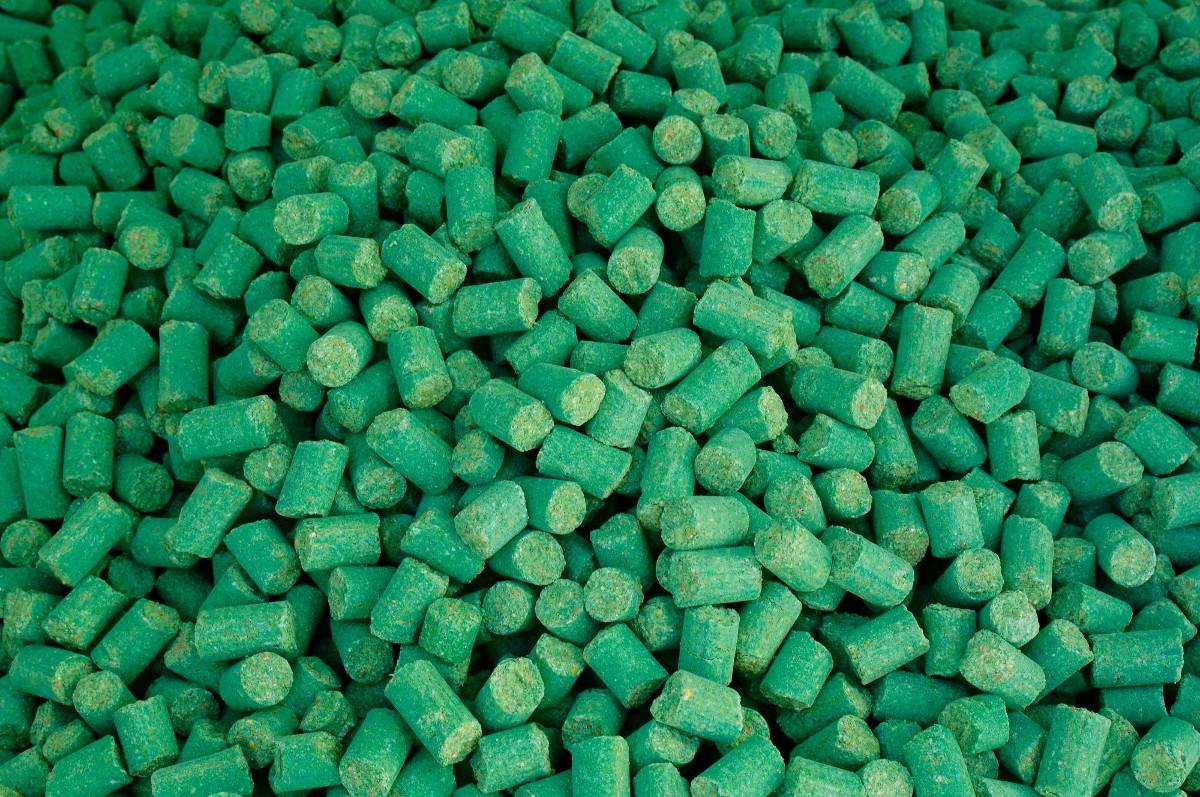 resized pellets