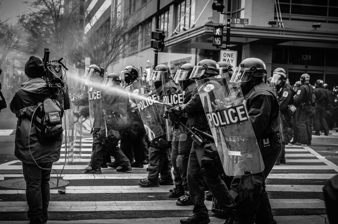 Chris Hedges: The Issue Before Us is Death