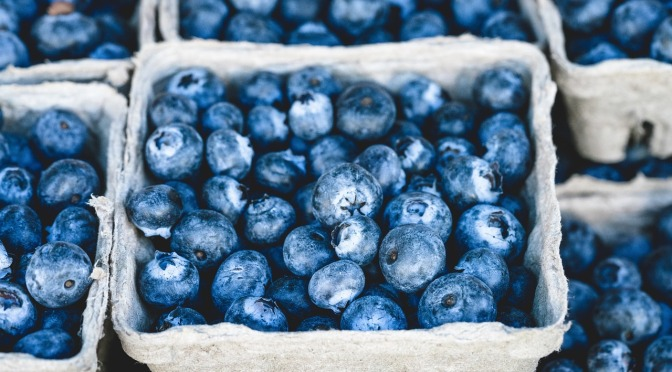 Blueberries are a miraculous natural medicine