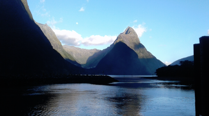 Imminent 1080 drop at Milford Sound: a local is concerned at the lack of communication with tourists on the health risks regarding drinking water