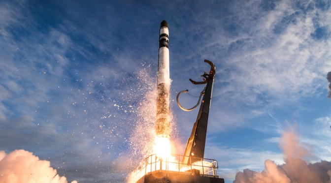 Spying on Earth: Rocket Lab's payloads get more and more interesting