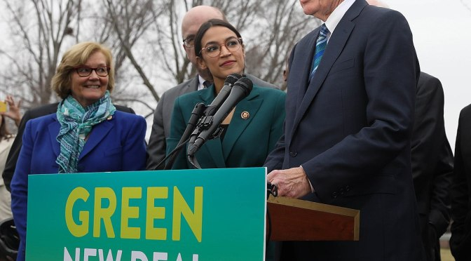 The Genocidal Roots of the Green New Deal: The Limits to Growth and the Unchaining of Prometheus