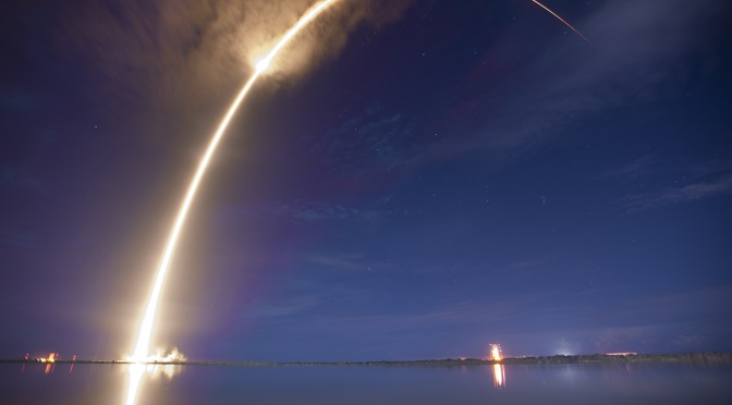 Rocket Lab's midnight launch for US Air Force a 'success' for whom?