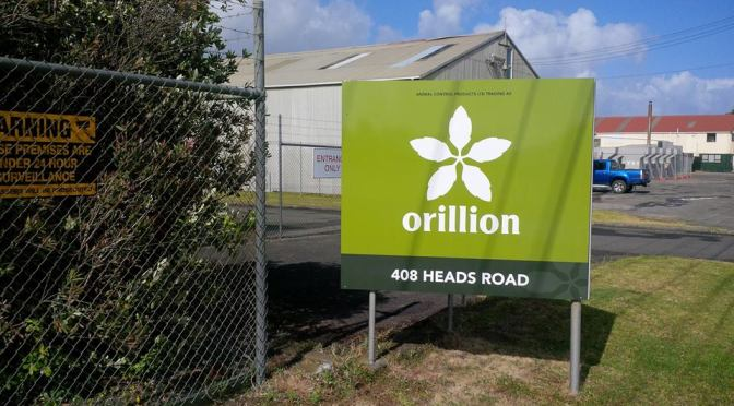 Whanganui's Govt-owned 1080 factory used to burn pellets until residents complained, then they buried them in an old city landfill with no health monitoring