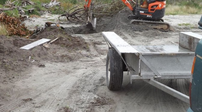 All 1080-poisoned carcasses should be buried at least a metre deep, at least half a mile from human habitation & at least half a mile from any waterway – are NZ authorities exempt?