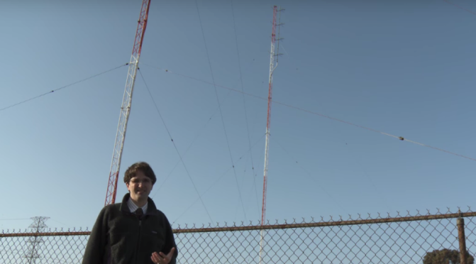 Communication towers kill about 6.8 million birds every year (University Sthn California)