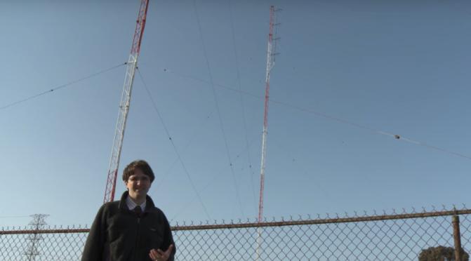 Communication towers kill about 6.8 million birds every year (University Sthn California)
