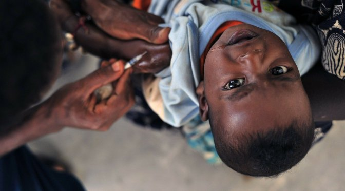 More vaccines for Africa courtesy of the Clinton Foundation