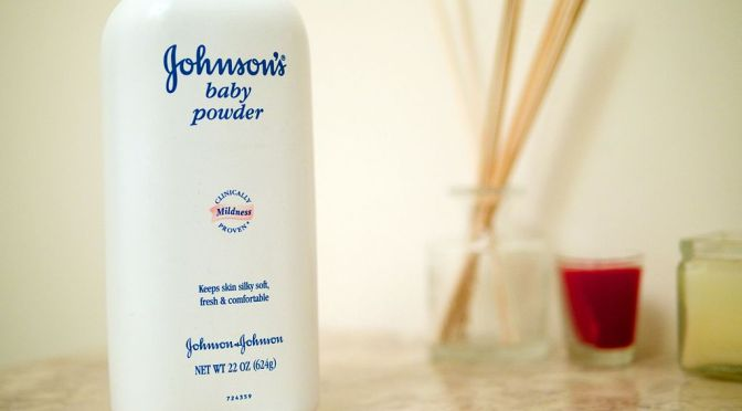 Johnson & Johnson, ovarian cancer risks, and the law