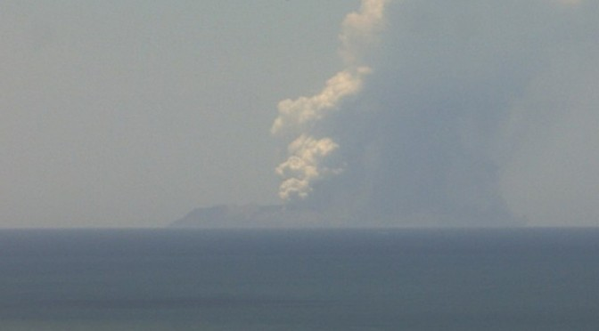 See how the White Island volcano disaster unfolded