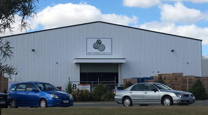ROLLESTON 1080 FACTORY: Has NZ's West Coast RC been squandering ratepayer money to facilitate a private individual's business interests?