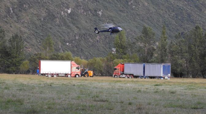 1080: UNSAFE PRACTICES OBSERVED at THE MATUKITUKI AERIAL 1080 POISON DROP!