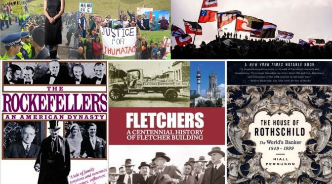 Ihumātao: The Fletcher-Rockefeller-Rothschild Connection & the Crown's Crimes Act Breaches [Letter to NZ PM Ardern]