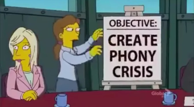 The Simpson's were predicting a mass pandemic 27 years ago