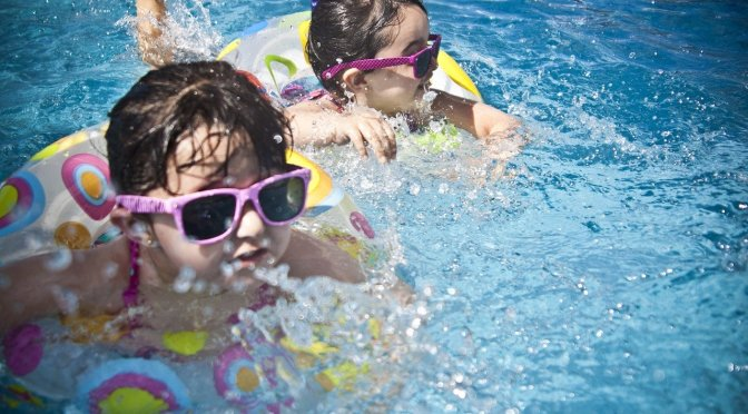 The well known carcinogen chlorine found in swimming pools is also in your drinking water and some of the foods you eat