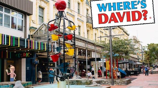 Where's David? (Clark ie)