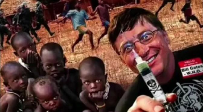 Bill Gates' interesting links to both eugenics & the Rockefellers