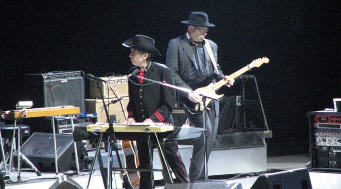 "Why did Dylan choose this moment to come out with ""Murder Most Foul""? (JFK) Bob_dylan_in_toronto"
