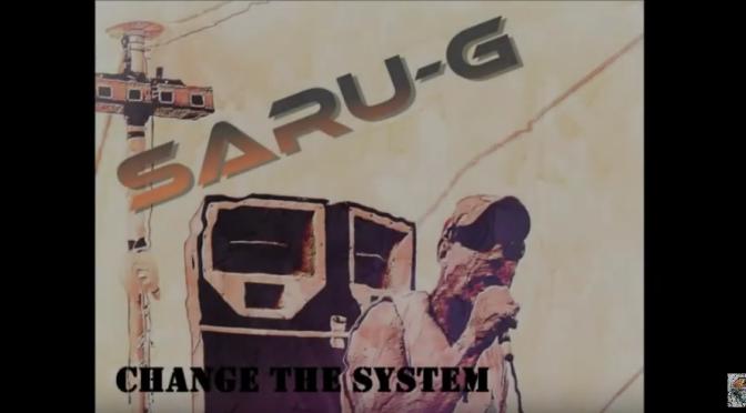 'Democracy is hypocrisy!' Change the system – (Saru G)