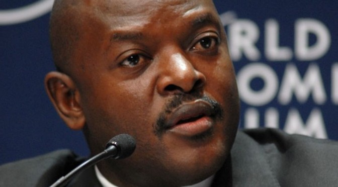 African President of Burundi dies suddenly after expelling WHO for false pandemic