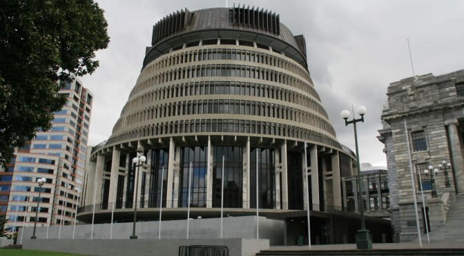 The NZ govt is Making up the rules as they go along