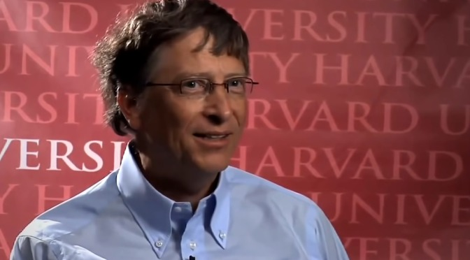 Six Months before THE Covid Plandemic, Bill Gates had Negotiated a $100 Billion Contact Tracing Deal With Democratic Congressman Sponsor of Bill