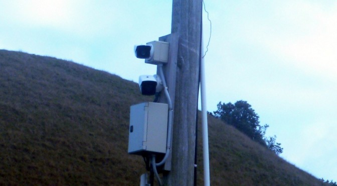 Seen any of Adern's license plate readers recently erected on your rural or city roads?
