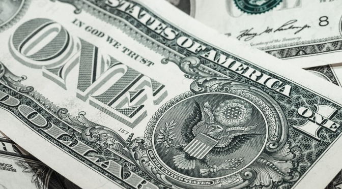 US Printed More Money in One Month Than in Two Centuries