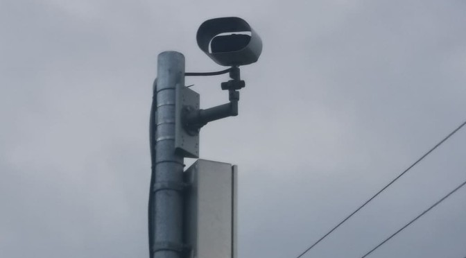 New traffic / surveillance cameras installed near Tokoroa