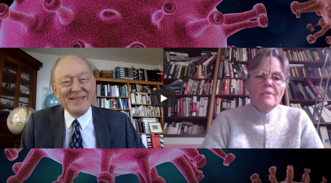 Prof. Michel Chossudovsky discusses PCR-Tests with – Kristina Borjesson (a must listen!)