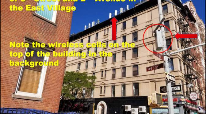 New Yorkers, are you feeling strangely ill these days? Take this virtual tour of NYC, and learn where they've slipped 4G/5G cell antennas all throughout the city, with all of us distracted by the COVID crisis