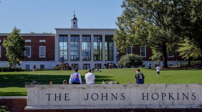Johns Hopkins Takes Down Study Showing US Deaths in 2020 No Different than Prior Years – It Doesn't Fit their 'We're All Gonna Die' Narrative