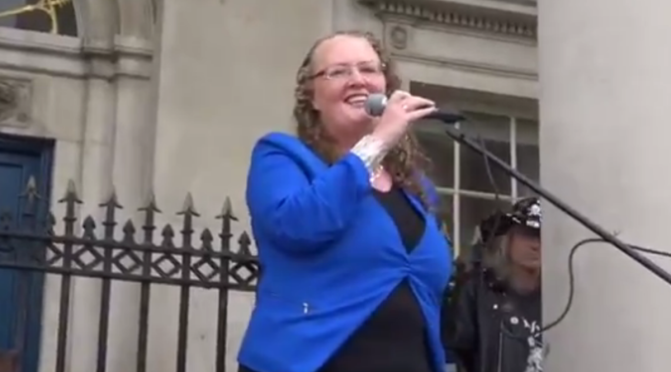 Prof Dolores Cahill, Pres of World Doctors Alliance speaks about the CV lockdowns (3 min vid)