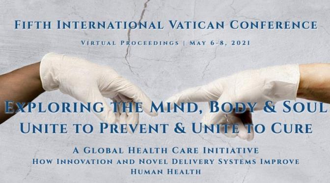 Vatican Hosting Fauci, Chelsea Clinton, Pfizer CEO, Big Tech Oligarchs at 'Health' Conference