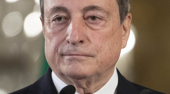Will Italy face CIVIL WAR as Prime Minister ORDERS vaccines to be Mandatory for all? .. those refusing will be DENIED all medical assistance, in all hospitals and clinics, public & private