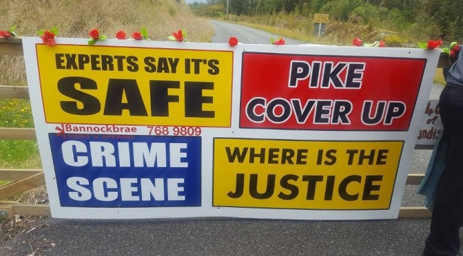 Stop the New Zealand government's plan to seal Pike River mine!