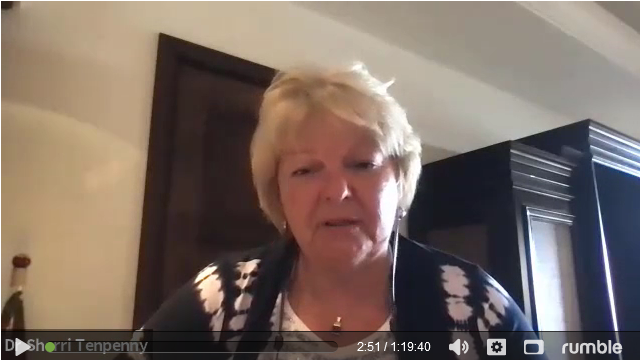 '80-100 calls per hr from distraught CV VX damaged people  – Must hear! Dr Tenpenny