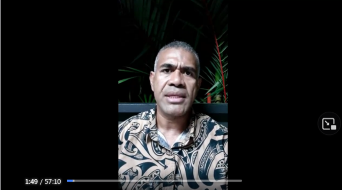 Fiji reports more than 50 post-CV VX deaths – hear a Fijian MD speak