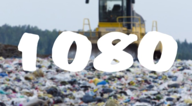 More on the disposal of 1080 in our landfills