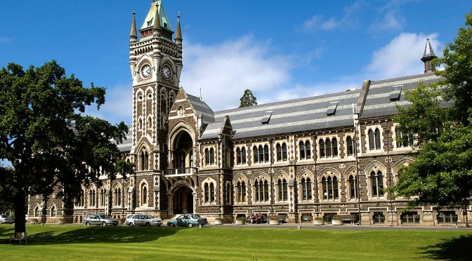 An internet search at Otago University's website for 'Gates Fndn' funding reveals 809 results